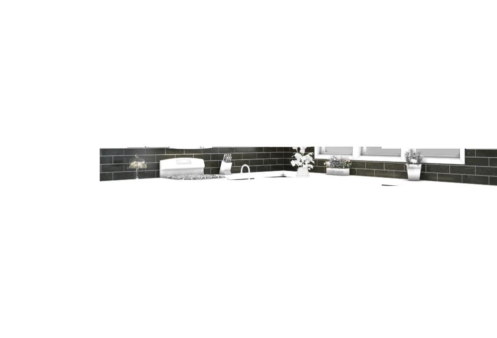 4x12 Marbre Full - Brune